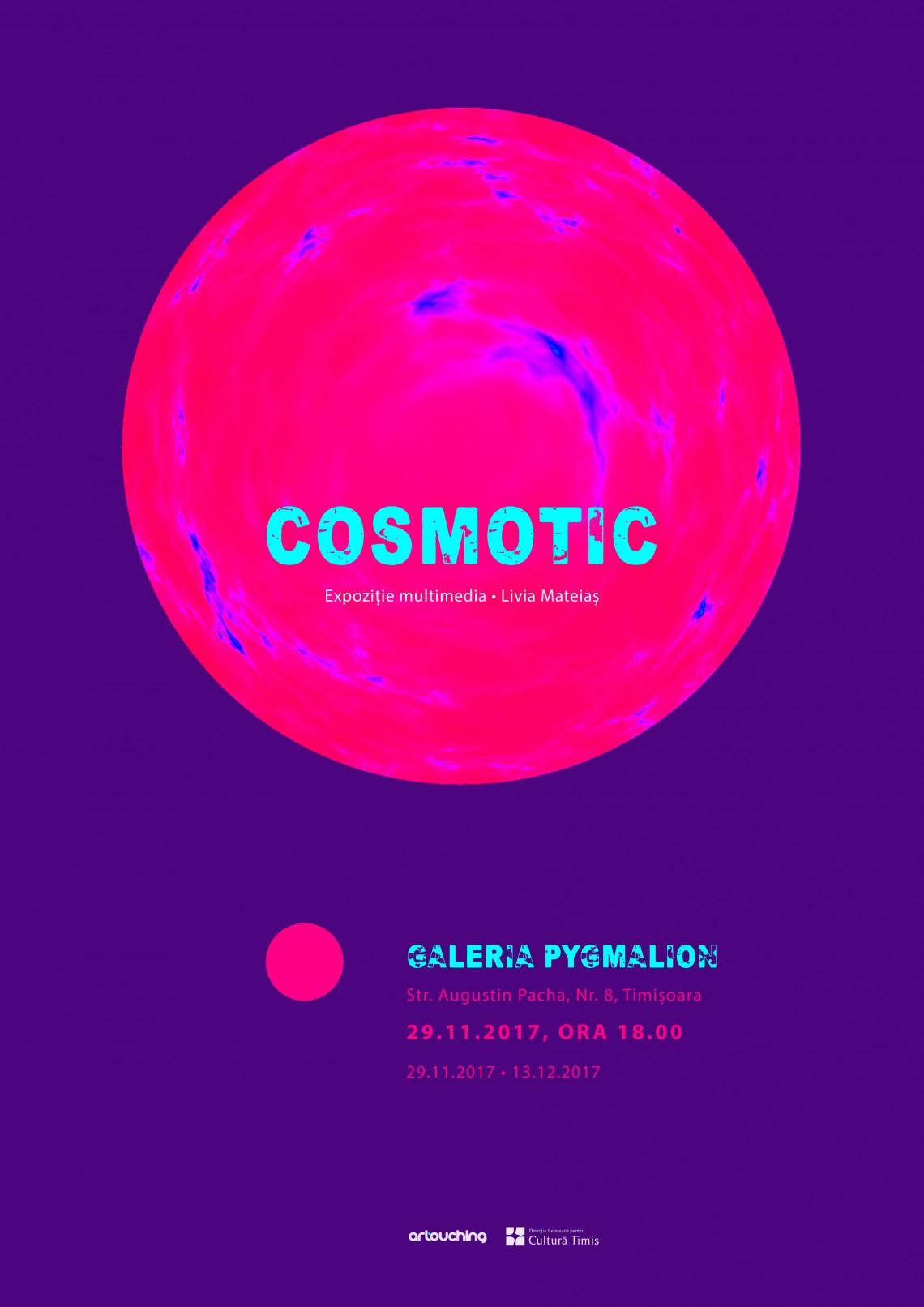 Afis - Cosmotic - Livia Mateias-01