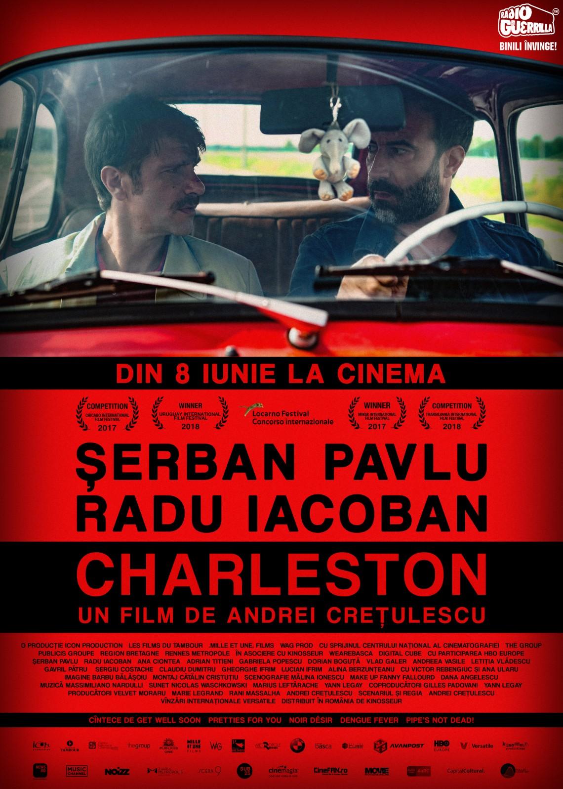 CHARLESTON_poster oficial